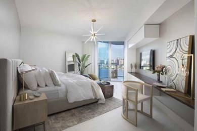 {New Project } 1000sf 3R2B Zahra Residence - Jalan Tun Razak