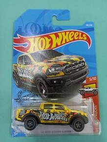 Hotwheels Ford Ranger Raptor
