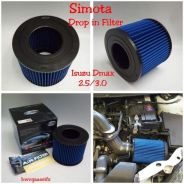 Simota Drop in filter Isuzu Dmax Vigo Hilux ori
