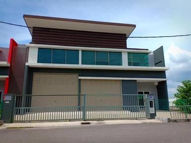 Tanjung Minyak Perdana Factory Warehouse -CORNER LOT (NEW)