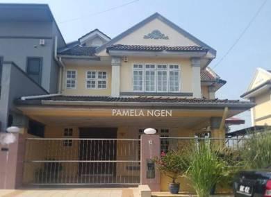 Double Storey Detached House Hui Sing / Stampin, Kuching