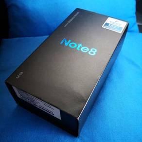Note 8 (Brand new demo)