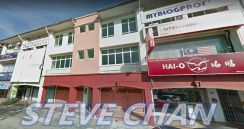 3 Storey Shoplot at Jalan Raja Uda , 20x70 , Butterworth