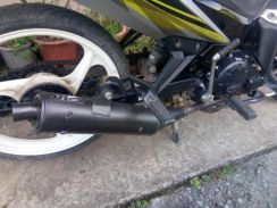 Exhaust GL cuting standard