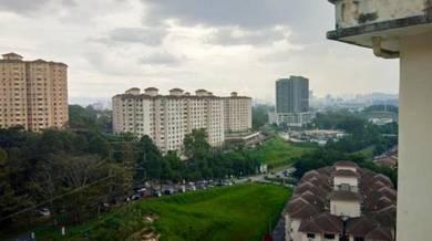 Prima Saujana Apartment , Below Bank Value 15%, Kepong KIP Aman Puri