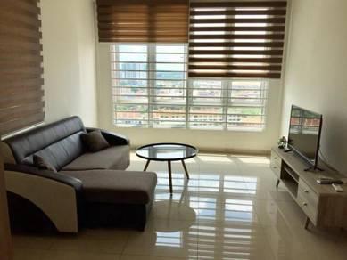 FREEHOLD 3R2B Kenanga Residence Kampung Lapan Gajah Berang Melaka