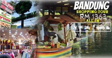 Bandung Shopping Tour
