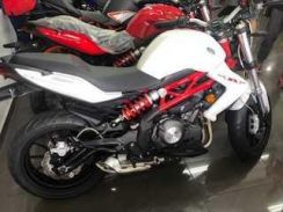 Brand new benelli tnt 300cc-