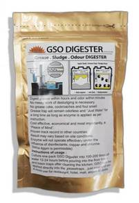 Gso Digester enzyme powder for grease traps