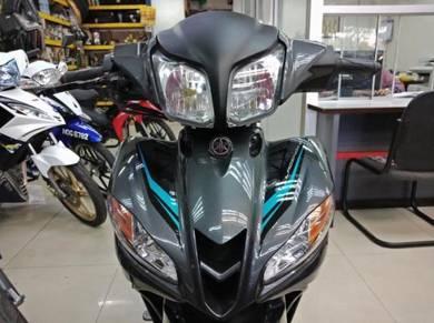 Yamaha Lagenda 115Z (E)FI Warna Yang Menarik