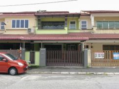 Partial Furnish Renovated Double Storey Taman Pengkalan Utama Ipoh