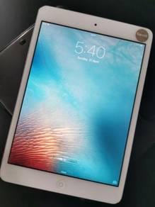 IPad mini 1 apple 16g white used