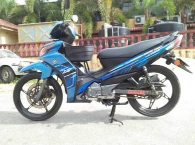 Yamaha Lagenda 115 Fi