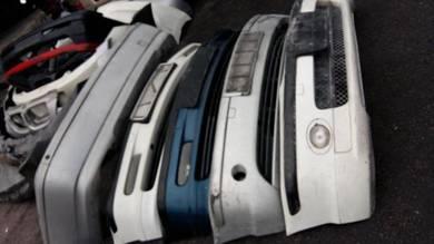 BMW e46 bumper
