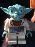 Yoda Star Wars Alarm Clock