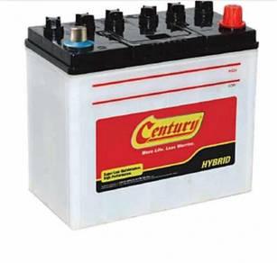 Car Battery Bateri Kereta NS40 Axia CENTURY