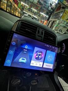 Nissan Almera Android player free reverse camera