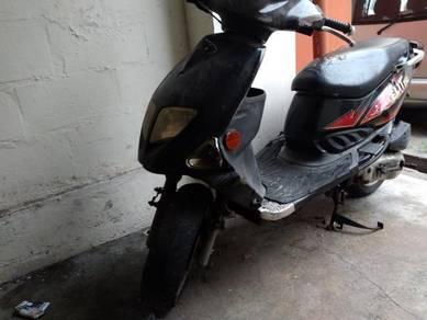 2007 Modenas elit 150