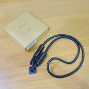 Handcrafted Braided Leather Camera Strap