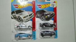 Hotwheels lot bmw plus