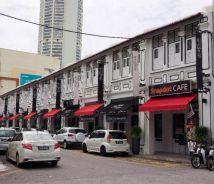 Ropewalk Piazza - Jalan Pintai Tali, Georgetown - Ground Floor -