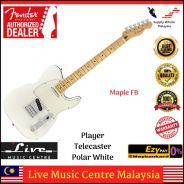 Fender Player Telecaster Electric Guitar, MPW