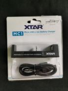Charger 1 slot xtar mc1