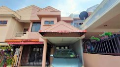 [Below MV] 2 Storey Bandar Baru Selayang kitchen cabinet extra land
