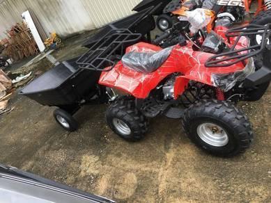 ATV 130cc Motor 2020 NEW. (Sabah)