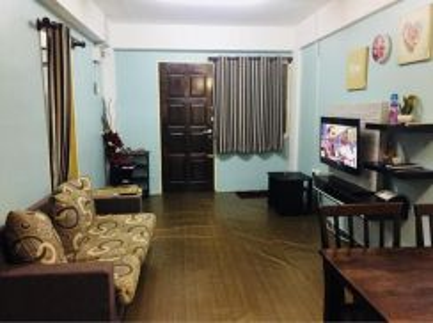 Superb murah ground floor apartment melur, kinrara , puchong
