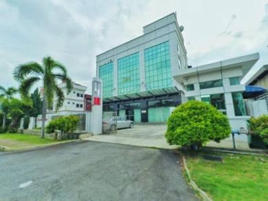 [NEGO SAMPAI JADI] 3.5 Storey Factory Taman Perindustrian Puchong