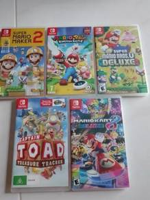 Mario collection Nintendo switch