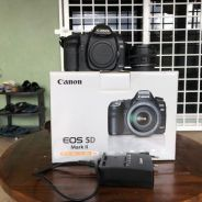 Camera canon 5d mark II