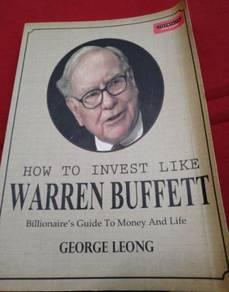Invest like Warren buffet