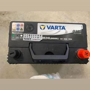 Varta black battery