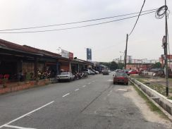 Perling Single storey shoplot for rent and sales