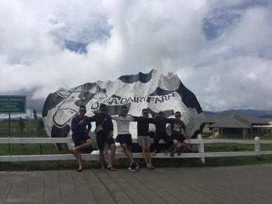 Kota Kinabalu Budget Tour