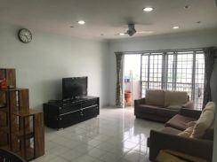 Full Furnished Endah Ria Condo * newly painted - with Condo Video