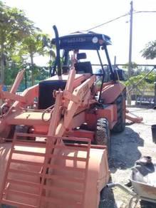 Backhoe loader 580 K3