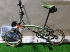 Brompton Explore limited edition