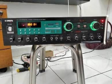 Cody AV-888 5.1 CH digital home cinema system