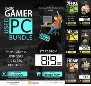 Refurbished ★ PC D.I.Y ★ Start RM519