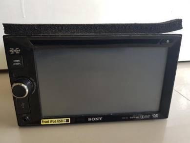Radio Double Din Sony XAV65
