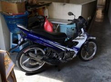 Yamaha 125z 125zr