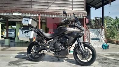 Kawasaki versys 650 13/14