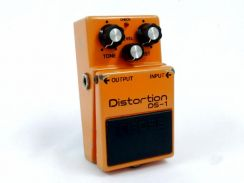 Boss DS-1 Distortion - Japan Silver Screw 1980