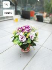 (14) Flower / Bunga