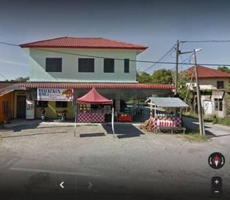 Kedai untuk disewa di Kg Temila - jln utama antara P.puteh Ke Tok Bali