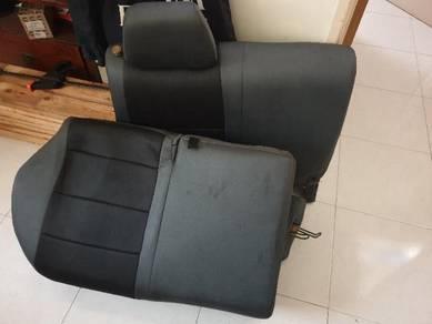 Seat belakang Gen2.