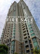 Fettes Residence Tanjung Tokong Fire Sale